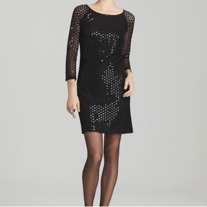 Lilly Pulitzer Aaliyah Sequin Cocktail Dress 10